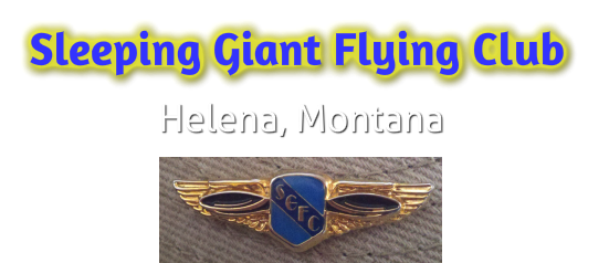 Sleeping Giant Flying Club